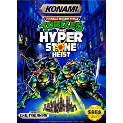 Teenage Mutant Ninja Turtles - The Hyperstone Heist