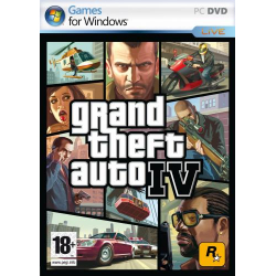Grand Theft Auto 4 (GTA IV)