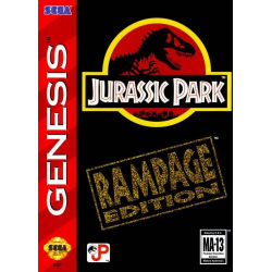 Jurassic Park - Rampage Edition