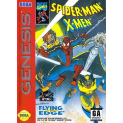Spider-Man and X-Men: Arcade's Revenge