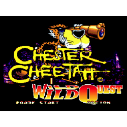 Chester Cheetah 2: Wild Wild Quest
