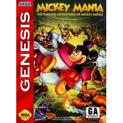 Mickey Mania: Timeless Adventures of Mickey Mouse