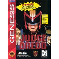 Judge Dredd: The Movie