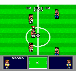 High School Soccer: Kunio Kun