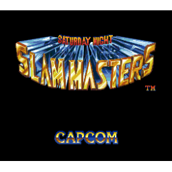 Saturday Night Slam Masters