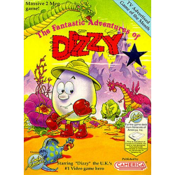 Fantastic Adventures of Dizzy, The