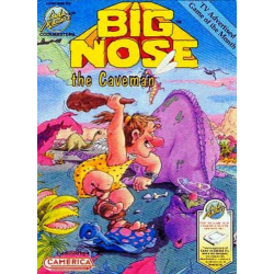 Big Nose the Caveman