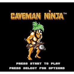 Joe & Mac - Caveman Ninja