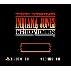 Young Indiana Jones Chronicles, The