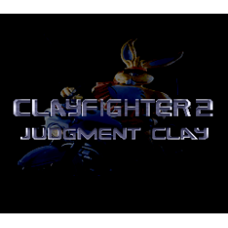 Clay Fighter 2 - Judgment Clay