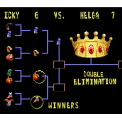 Clay Fighter - Tournament Edition