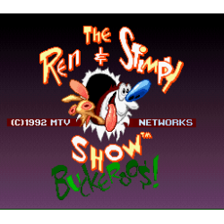 Ren & Stimpy Show, The - Buckeroos!