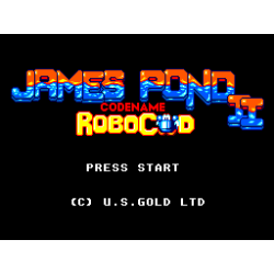 James Pond II - Codename RoboCod