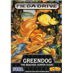 Greendog - The Beached Surfer Dude
